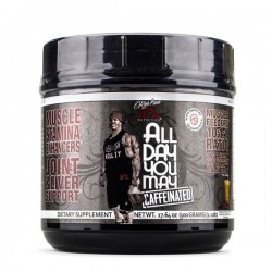 Rich Piana All Day You May Caffeinated BCAA 10:1:1